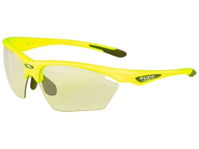 Rudy Project Stratofly Glasses Yellow Fluo Gloss/Photoclear